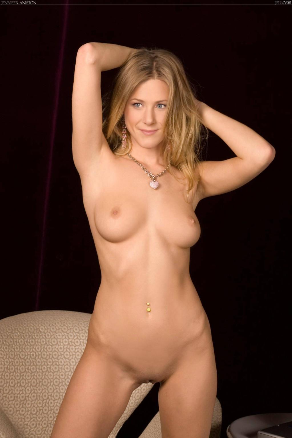 Nude hot ginger girl