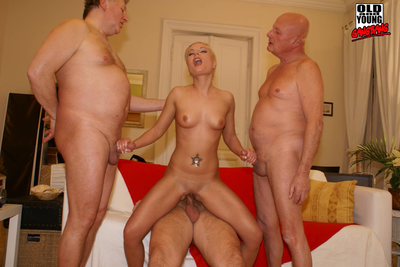young girl nude gang bang