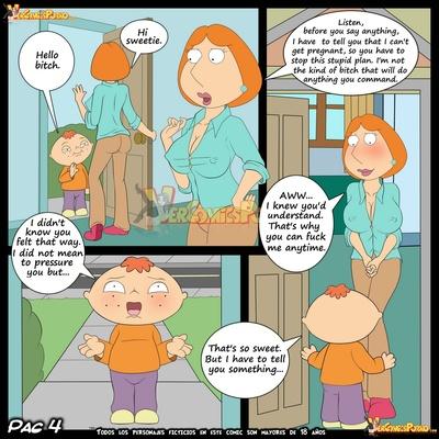 Family Guy - Baby