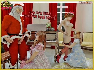 A Christmas Miracle 2 - Santa