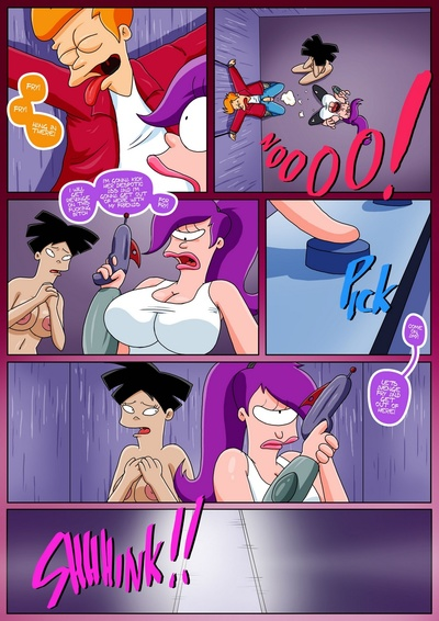 Futurama - Sextopia - part 2