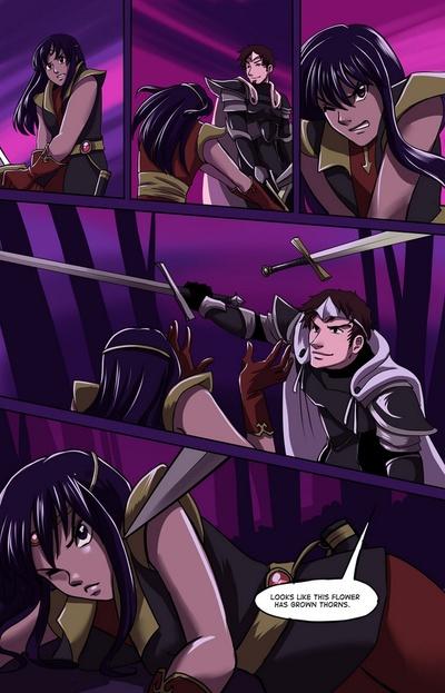 Thorn Prince 4 - Enemies Closer