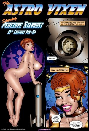 The Astro Vixen- James Lemay