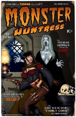 Monster Huntress