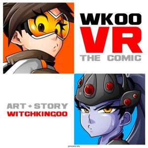 VR The Comic Overwatch- Witchking00