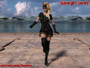 Impure- Supergirl Sarah