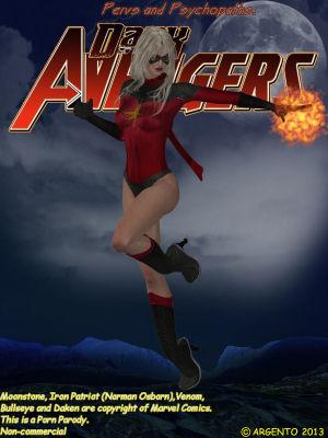 Pervs Psychopaths- Dark Avengers