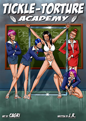 Tickle – Torture Academy