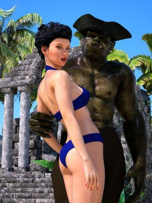 Sorceress Lori- Beach Day Part 3
