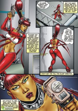 Alien Huntress 6-9