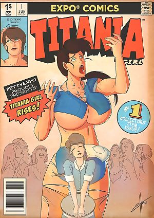 Pettyexpo- Titania Girl