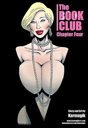 Karmagik – The Book Club Ch. 4