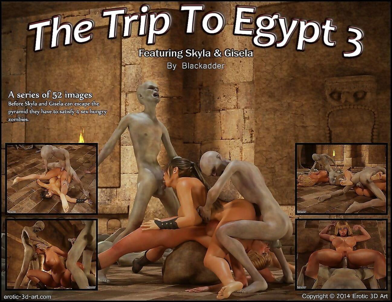 Blackadder- Trip to Egypt 3