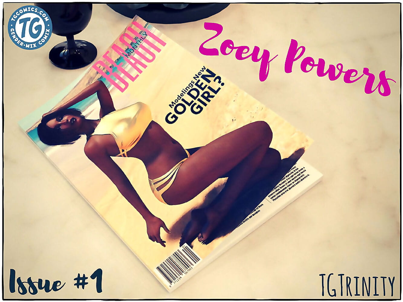 TGTrinity- Zoey Powers Issue 1