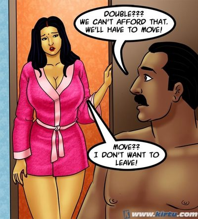 Savita Bhabhi 73- Caught in the Act - part 3