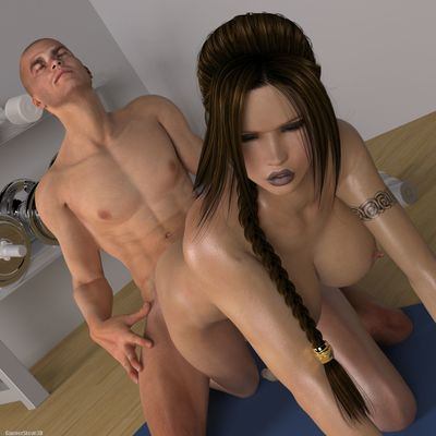 Dirty Fitness- GunnerSteve3D - part 2