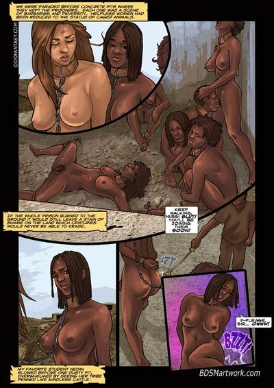 White Meat 03- BDSM Artwork - part 2