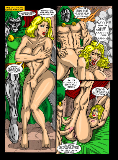 Wolverino hot Superheroes Work - part 2