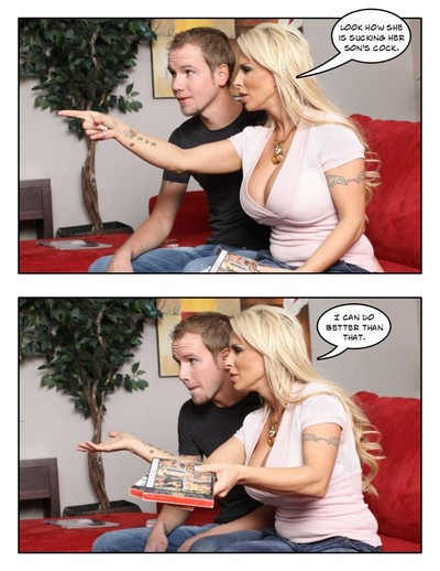 Mommy Loves Porn