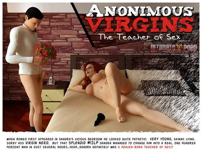 Teacher of Sex- Anonimous Virgins