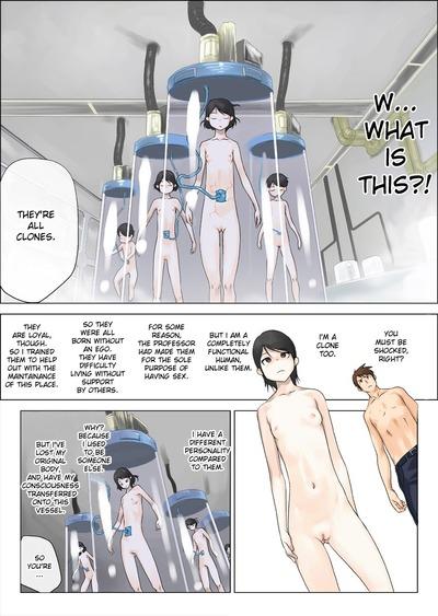 Nettori Netorare 2-3, Hentai - part 3