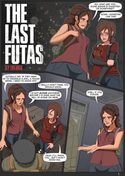 The Last Futas - Last of Us