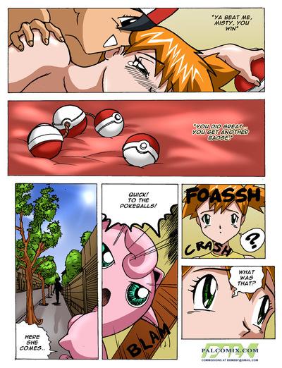 Pokemon- Misty
