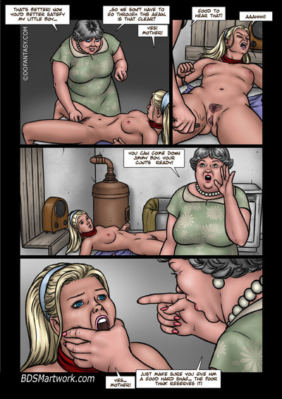 Mamas Boy- Slasher - part 2
