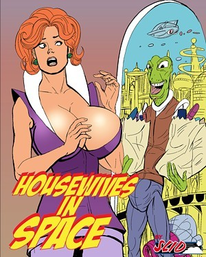 Housewives in Space-The Castaways