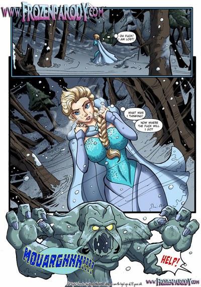 Frozen Parody 7
