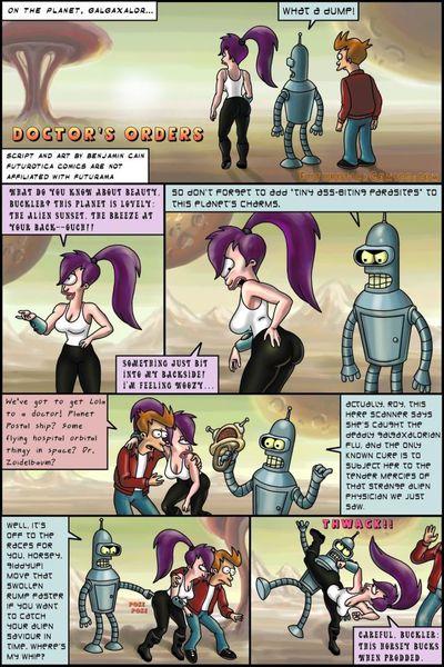 Futurama- Doctor