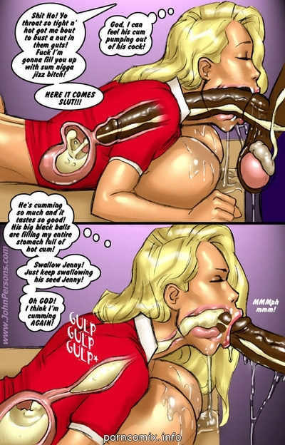 2 Hot Blonde Hunt For Big Black Cocks - part 4