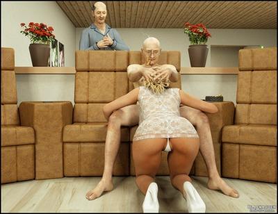 Blackadder- The Retirement Home - part 3
