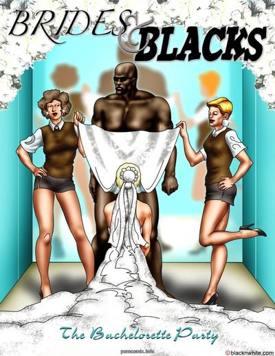 Brides and Blacks 1- BNW