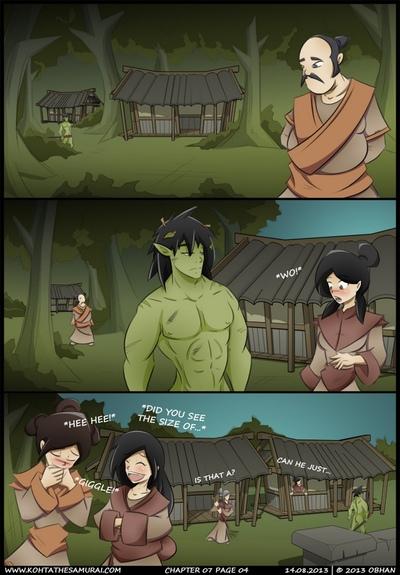 Kohta The Samurai 7