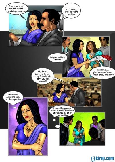 Savita Bhabhi 19 - Savita