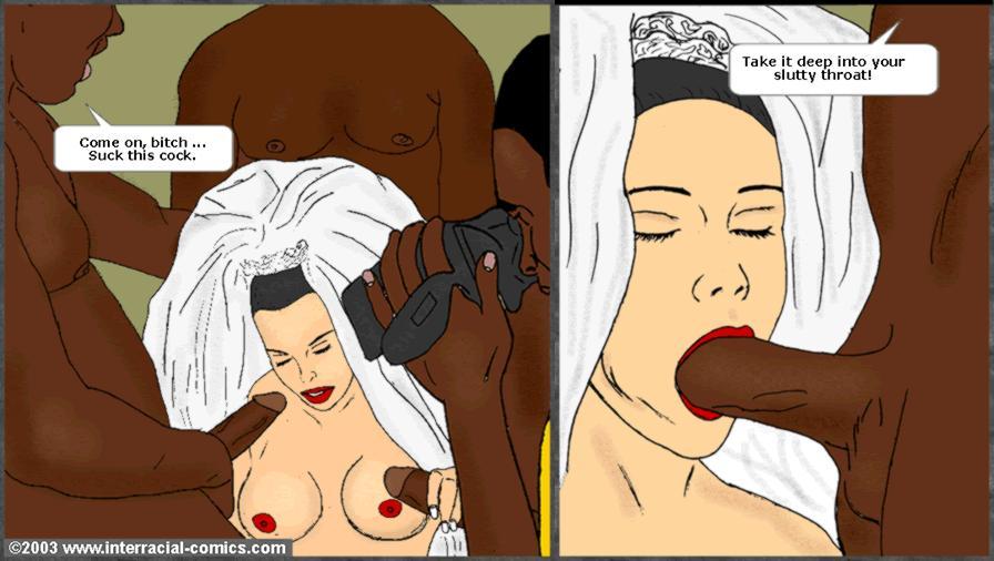 свадьба порно комиксы