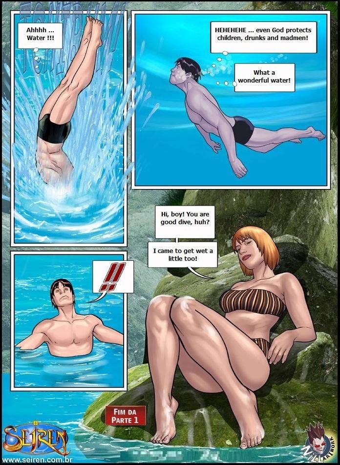 Секс арт комиксы
