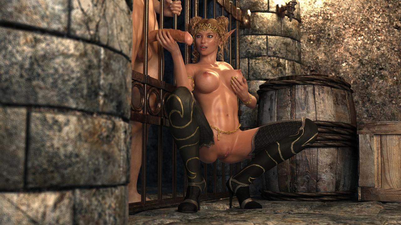 Смотреть порно эльфов онлайн, Эльфийки ебуться с мутантами, мужиками и орками плюс 14 фотография