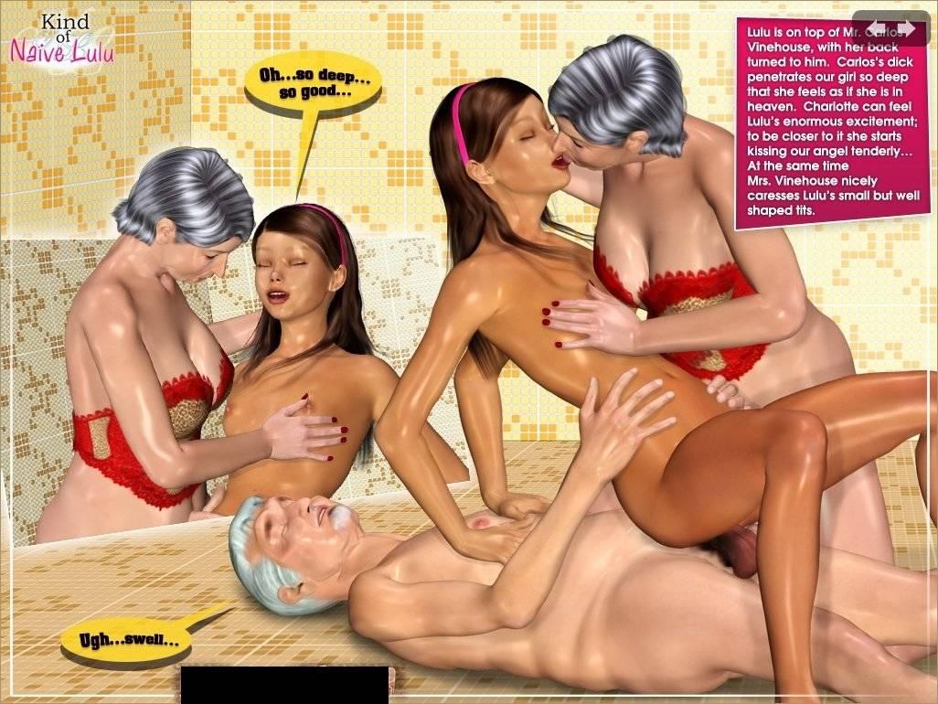 Lula 3d sex szene nackt pic