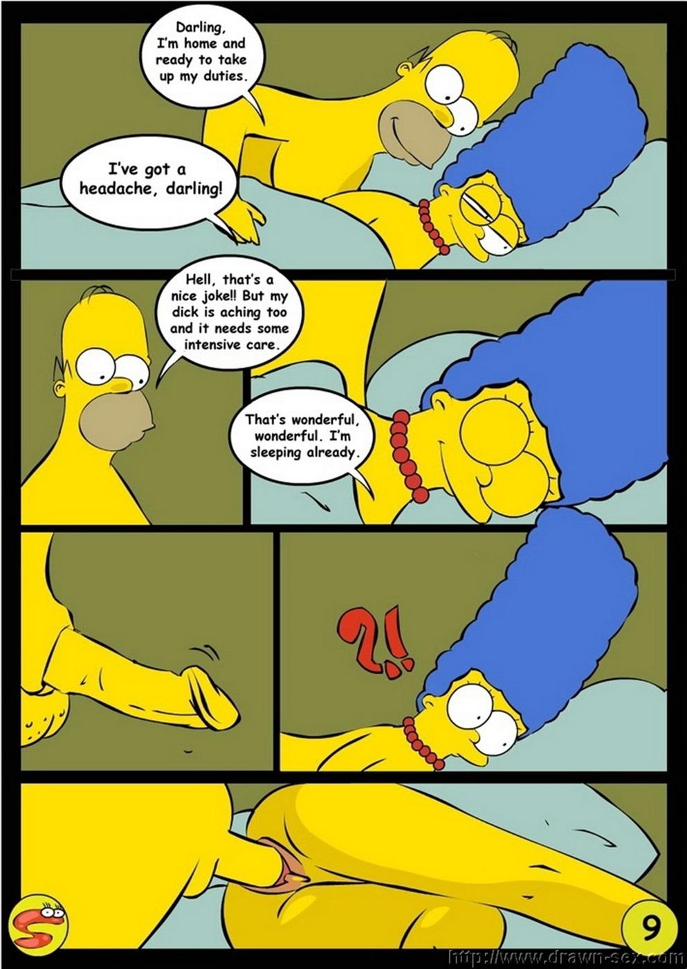 Erwachsene Simpsons Cartoon Sex Videos