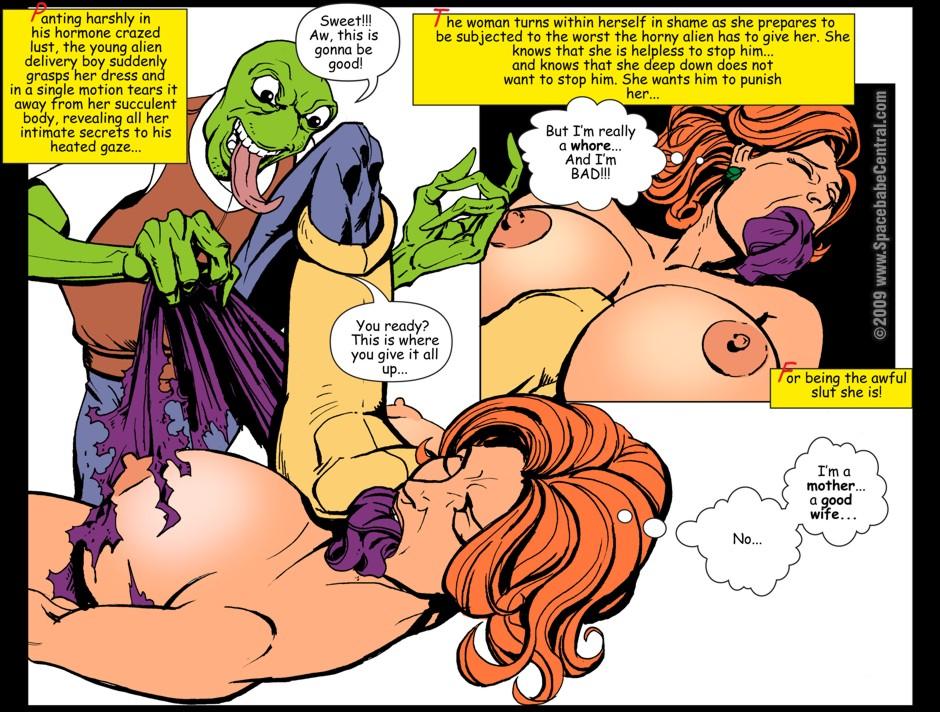 Amas de casa en apuros comics bdsm