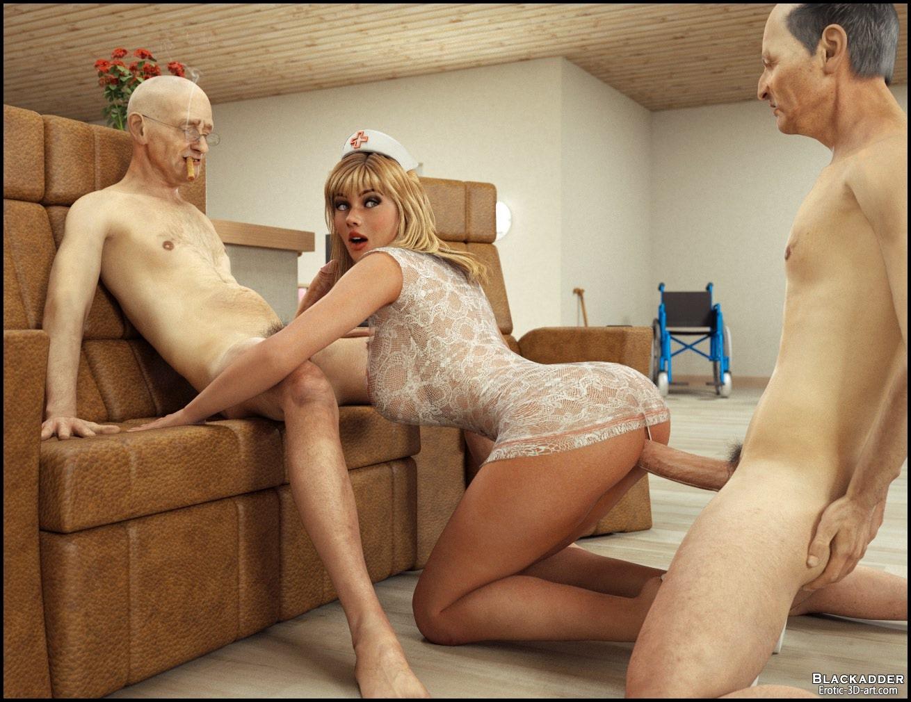 внук ебет бабку смотреть порно