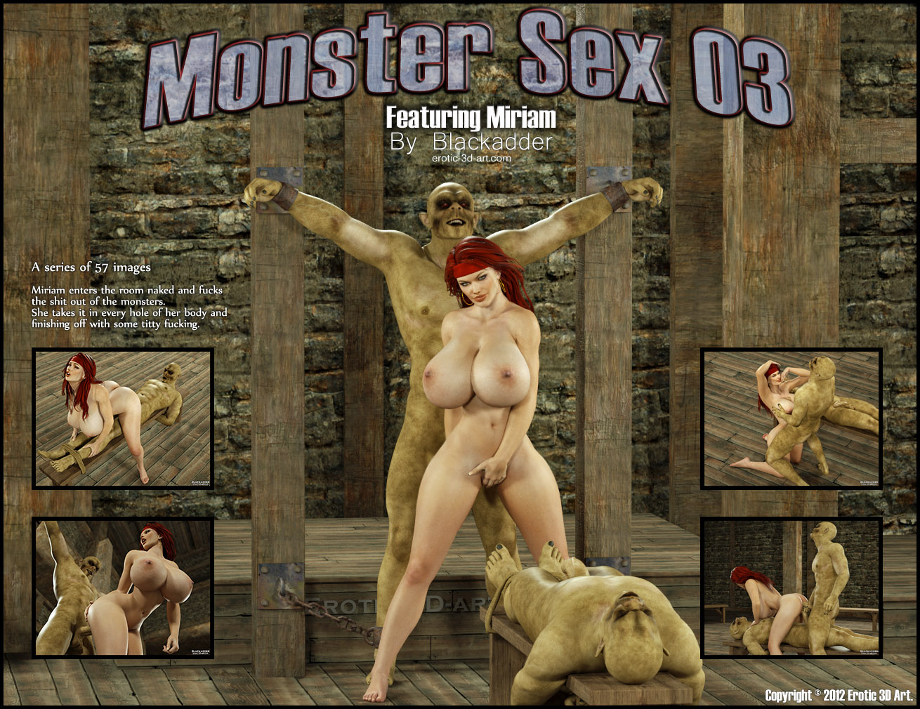 Sex big monsters softcore videos