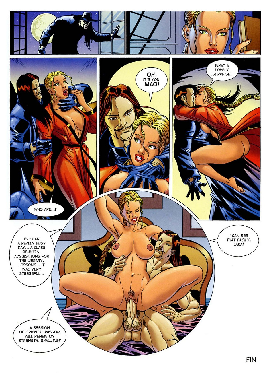 Lara jones comics sex are some