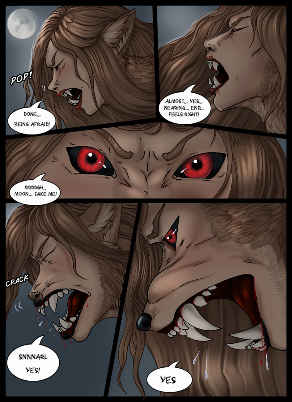 rise of the platinum wolf queen   part 2 at x sex comics