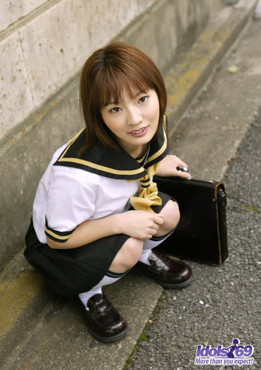 Asakura is an Eastern whore who awfully receives keen to her lustful gentlemen