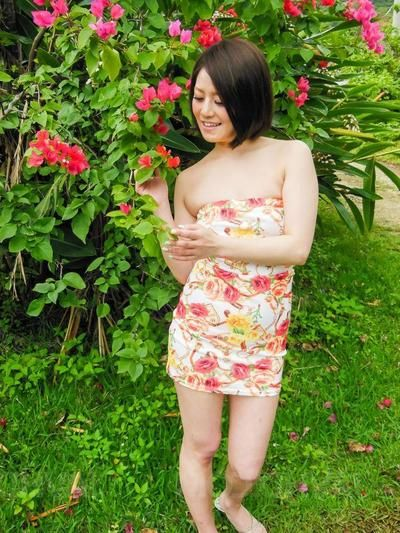 Minami Asano Asian licks and sucks bosky in reciprocal suck up to gets cum