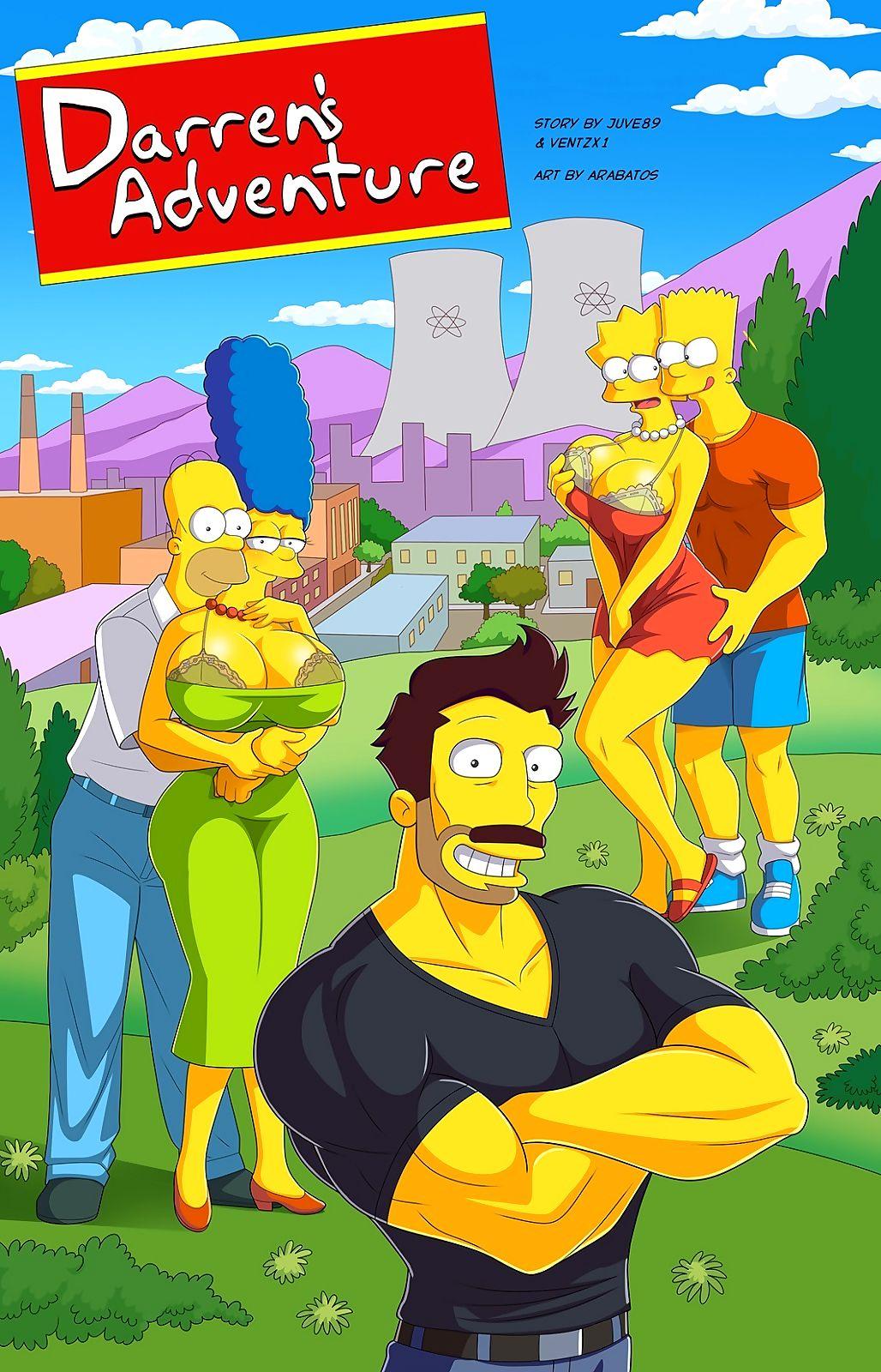 Arabatos - Darrens Punt - Be imparted to murder Simpsons