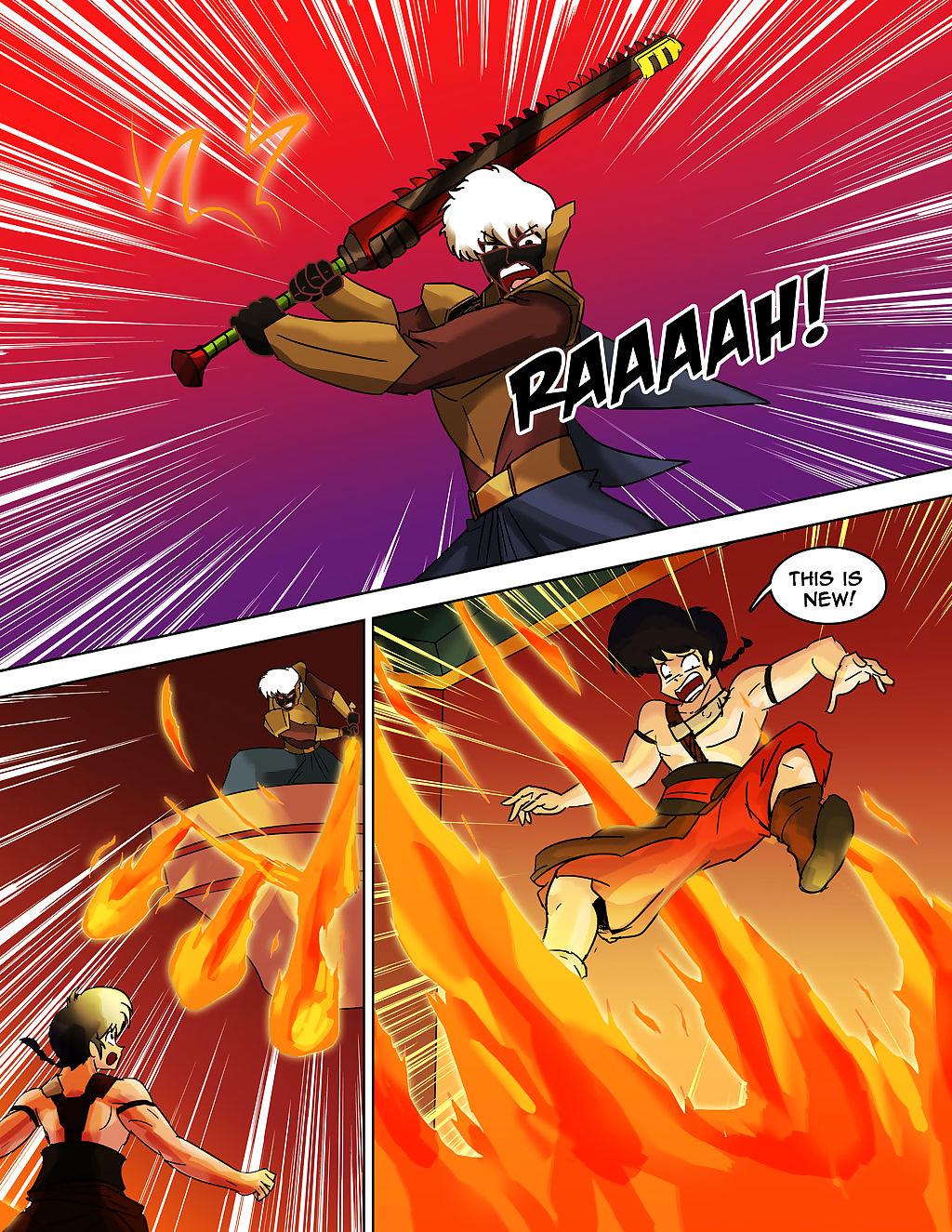 Ranma be advantageous to Mars - fidelity 4